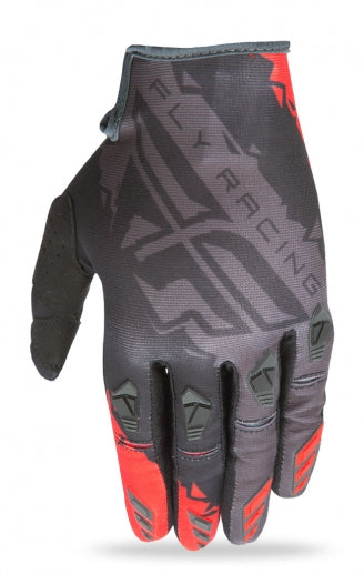 Fly Racing 2017 Kinetic Glove-Black/Red