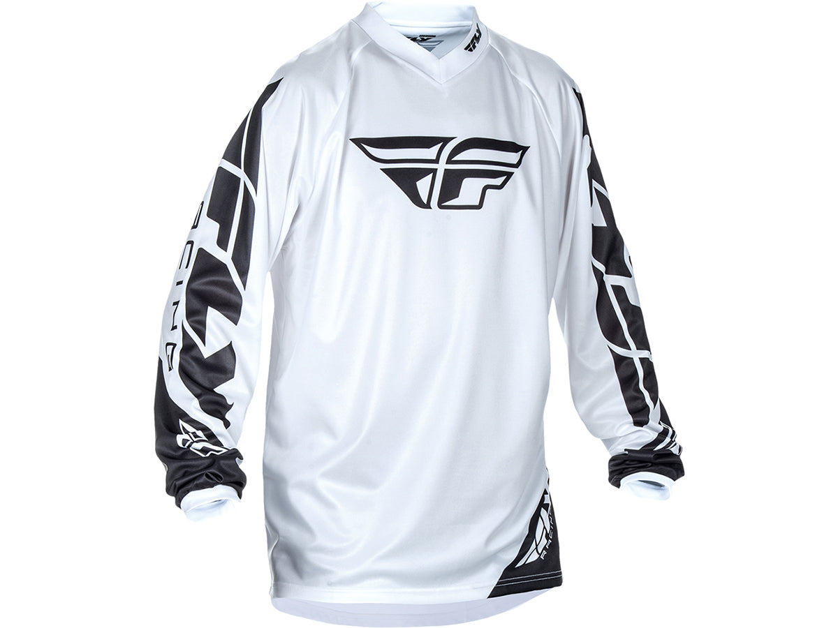 Fly Racing 2018 Universal Jersey - White