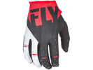 Fly Racing 2018 Kinetic Glove - Red/Black