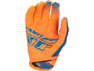 Fly Racing 2018 Kinetic Glove - Orange/Navy Palm
