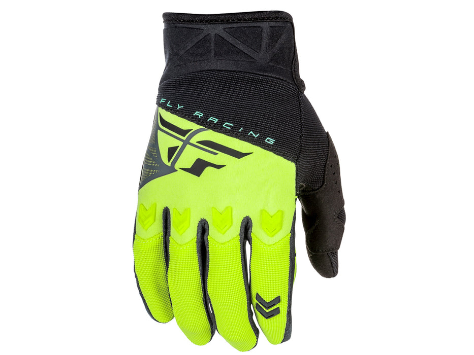 Fly Racing 2018 F-16 Glove - Black/Hi-vis