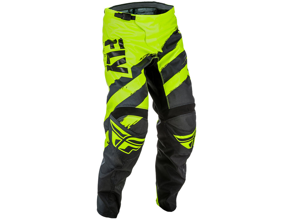 Fly Racing 2018 F-16 Pant - Black/Hi-Vis