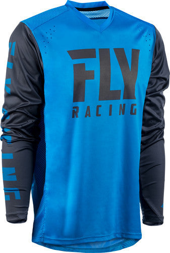 Fly Racing 2020 Radium Jersey-Blue/Charcoal Grey