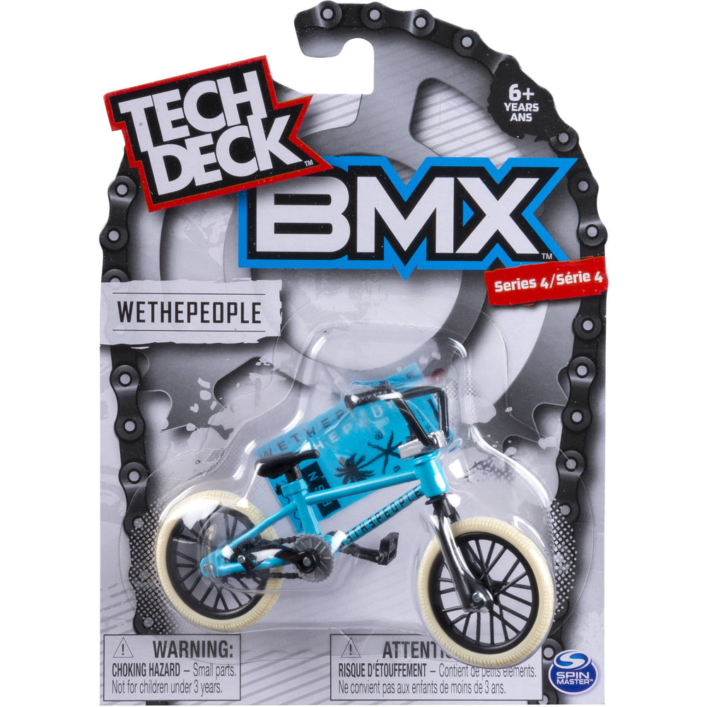Tech Deck BMX Wethepeople Finger Bike