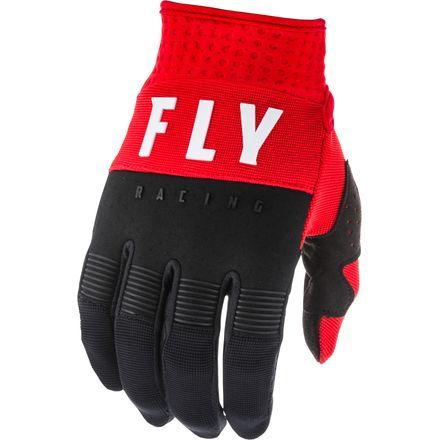 Fly Racing F-16 Gloves-Red/Black/White