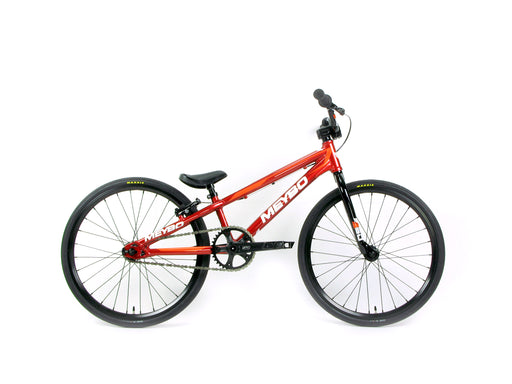 Meybo 2019 Clipper Mini BMX Race Bike-Red-White-Orange