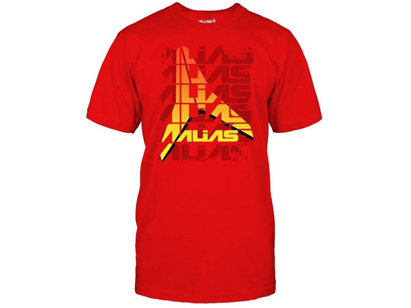 ALIAS Parallel T-Shirt | RED