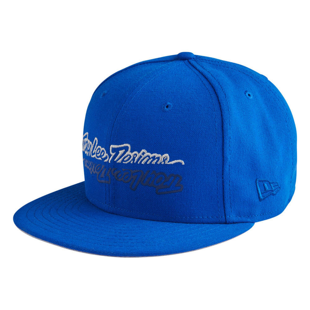 Troy Lee Designs All Time Hat - Blue
