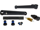 ANIMAL Akimbo Crank Kit Black 175mm
