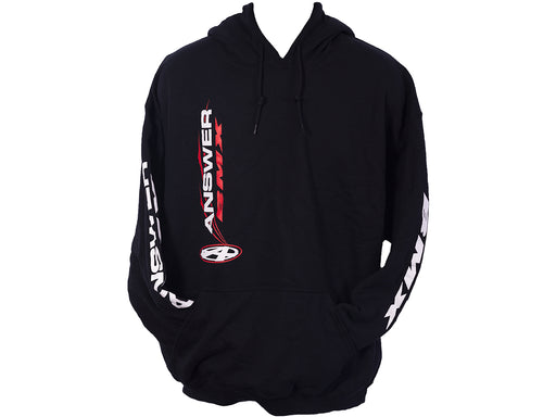 Answer BMX Hoodie-Black