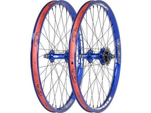 ANSWER Pinnacle Wheel  Set | 20x1.75""