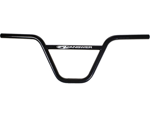 "Answer Pro Chromoly Bar-8.25"" Black"