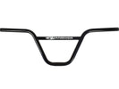 "Answer Flat Pro Chromoly Bar-8"" Black"
