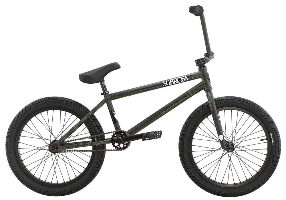 Subrosa 2016 Arum Bike-Purple/Green Crackle