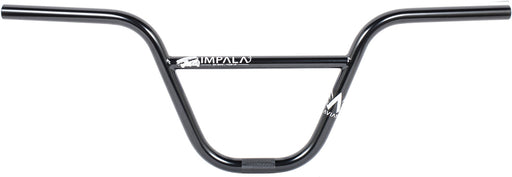 "Avian 64 Impala Chromoly BMX Race Bars-7.5"" BLACK"
