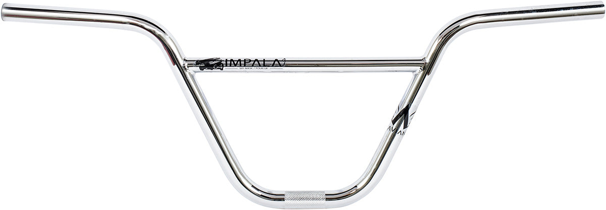 "Avian 64 Impala Chromoly BMX Race Bars-8.5"" Chrome"