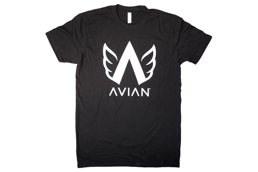 Avian Next Level Logo T-Shirt-Black