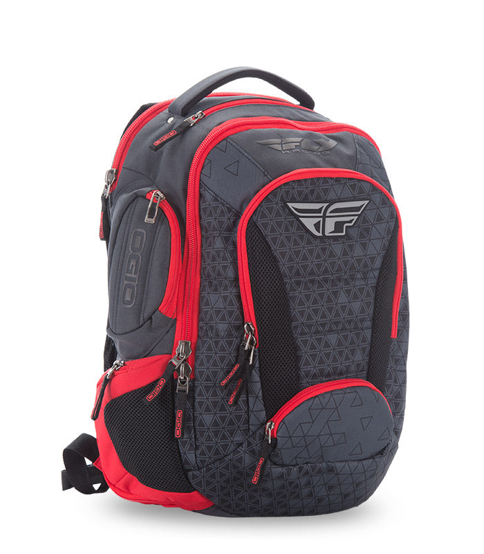 Fly Ogio Bandit Backpack-Red/Black