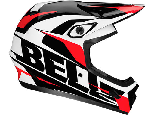 BELL 2014 Transfer-9 Helmet | BLACK/WHITE/RED