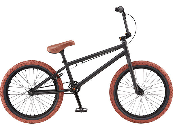 GT 2016 BK Bike Black Not only is the ride supremely smooth, with chromoly tubing to provide the ultimate in durability and response, but it's got the looks to match his signature laid-back style.
