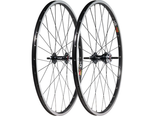 Black Ops Cassette Wheel Set w/Sun ICI1 Rims-24x1 3/8""