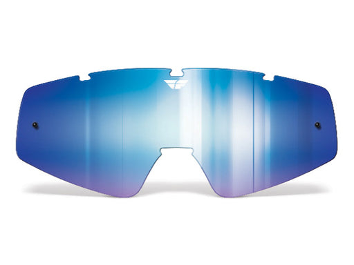 FLY Goggle Lens | Blue Mirror