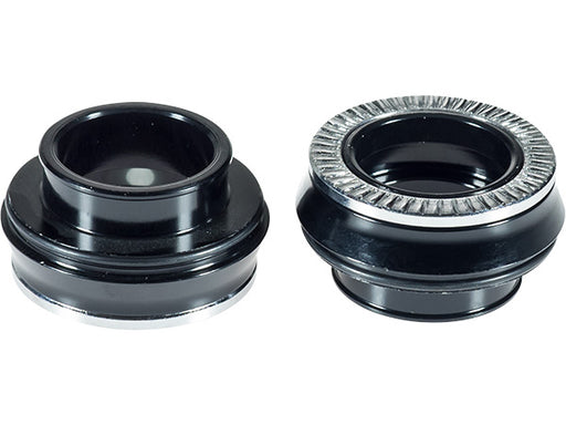 Box Hollow Front Hub Cone Set-Black