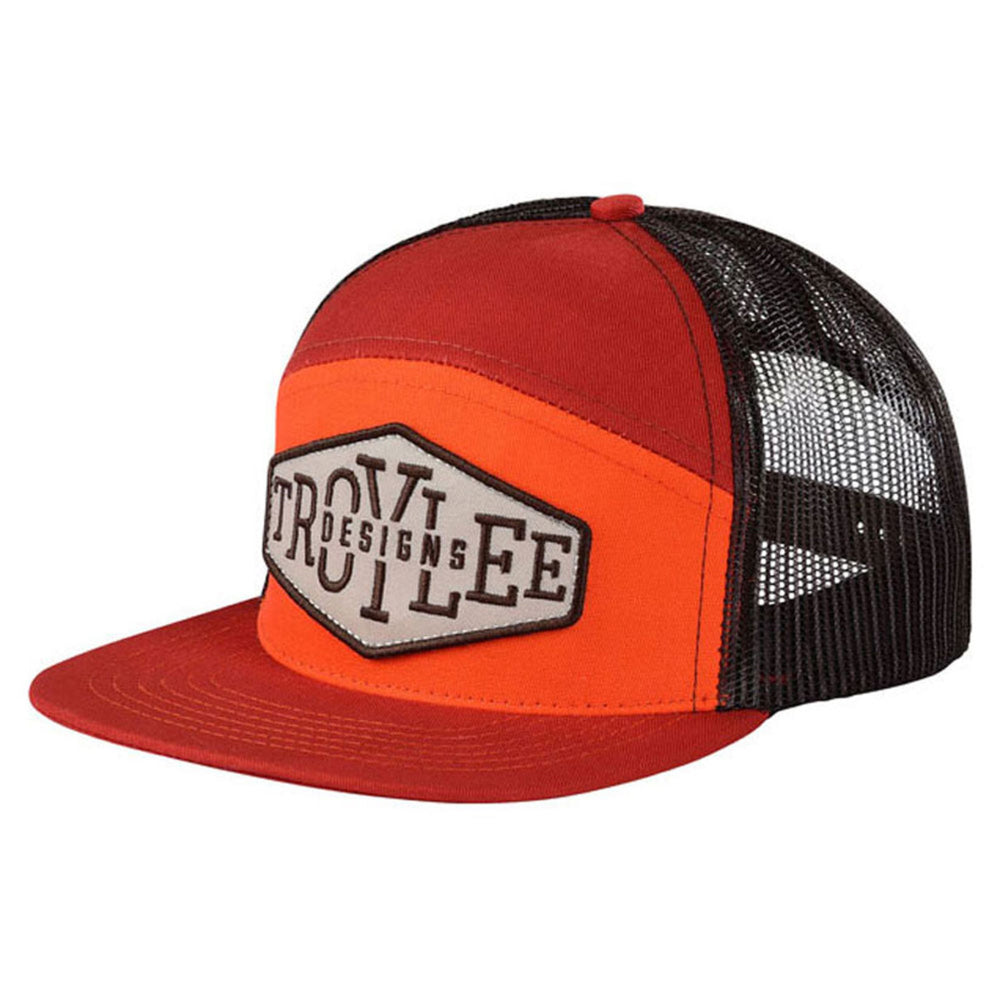 Troy Lee Designs Breakout Hat Rust