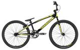 "Chase 2020 Edge Cruiser 24"" BMX Bike-Black/Yellow"