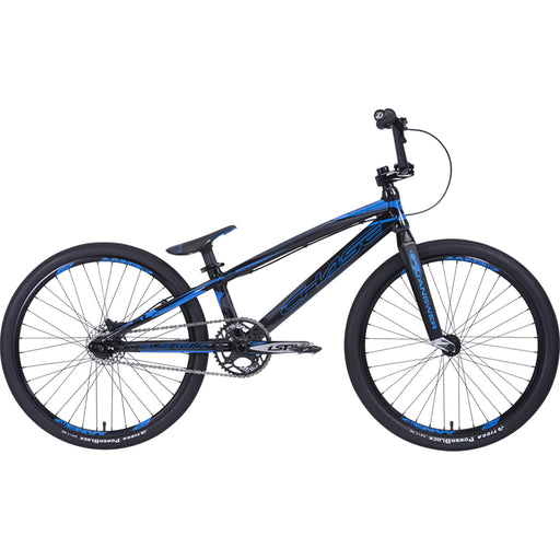 Chase 2020 Element Cruiser BMX Bike-Black/Blue