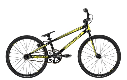 Chase 2020 Edge Junior BMX Bike-Black/Yellow