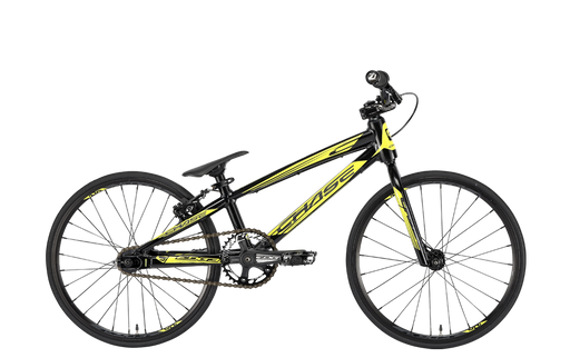 Chase 2020 Edge Micro BMX Bike-Black/Yellow