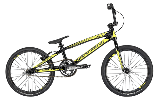 Chase 2020 Edge Pro BMX Bike-Black/Yellow