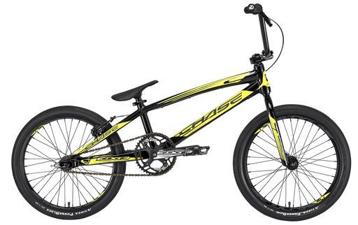 Chase 2020 Edge Pro XL BMX Bike-Black/Yellow