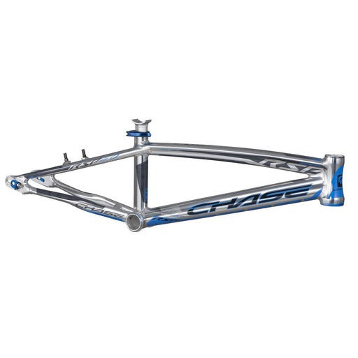 Chase RSP4.0 BMX Bike Frame-Polish/Blue