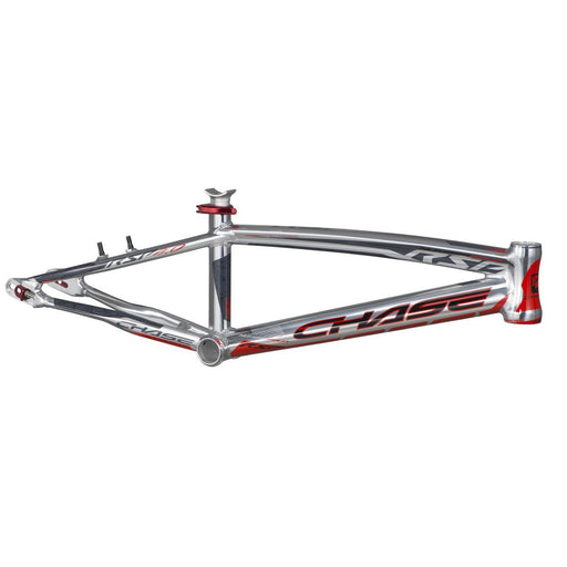Chase RSP4.0 BMX Bike Frame-Polish/Red