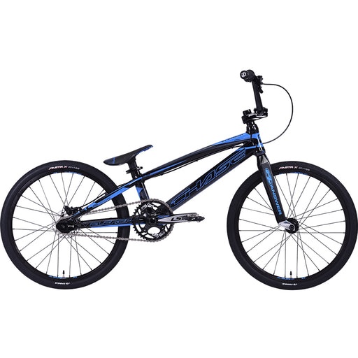 Chase 2020 Element Expert XL BMX Bike-Black/Blue