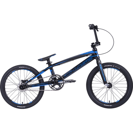 Chase 2020 Element Pro BMX Bike-Black/Blue