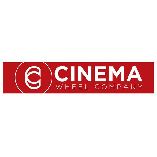 Cinema Ramp Sticker-4x24""
