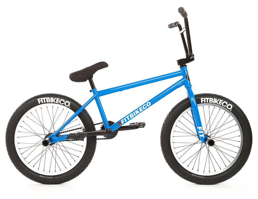 Fit 2018 Corriere FC - Ethan Corriere Signature Bike - Laguna Blue at J&R Bicycles