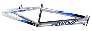 Crupi 2017 BMX Race Frame-Crystal Chrome