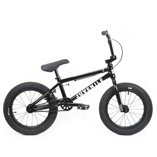 "Cult 2020 Juvenile 16"" BMX Bike-Black"