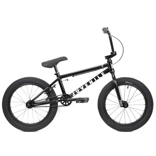"Cult 2020 Juvenile 18"" BMX Bike-Black"