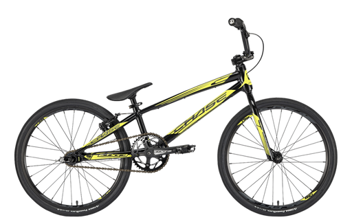 Chase 2020 Edge Expert BMX Bike-Black/Yellow