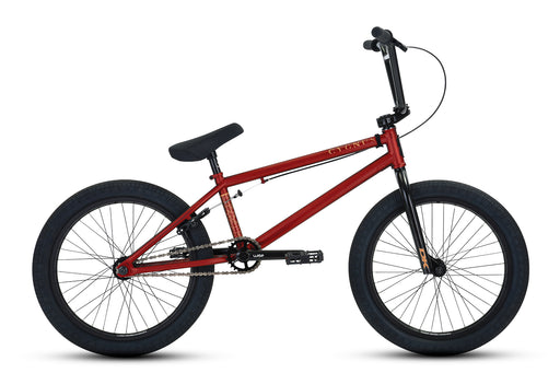 DK 2019 Cygnus Bike-Gloss Metallic Red