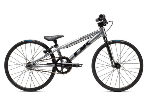 DK 2020 Sprinter Micro BMX Race Bike-Silver Side View