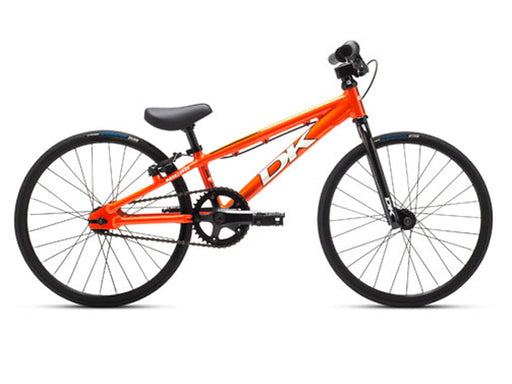 DK 2020 Swift Micro BMX Race Bike-Orange Side View