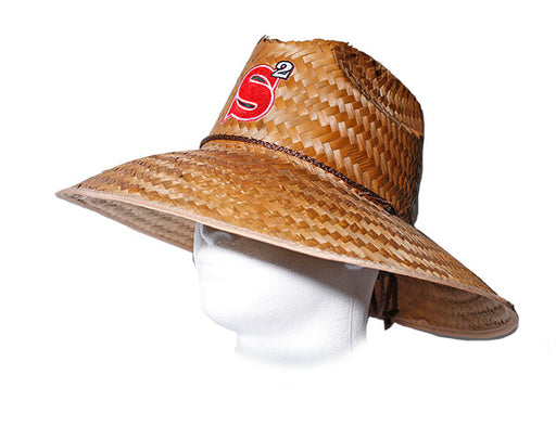 Ssquared Straw Hat - Tan