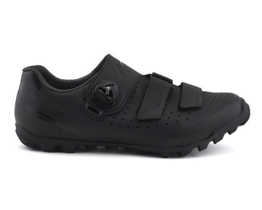 Shimano ME-400 Womens BMX Clipless Shoes-Black