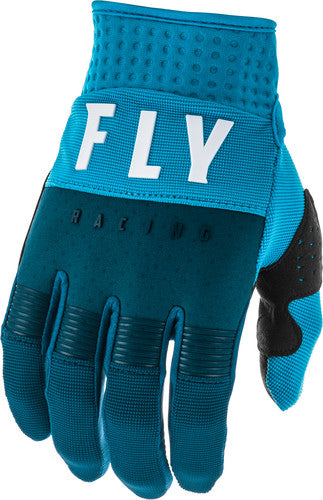 Fly Racing F-16 Gloves-Navy/Blue/White